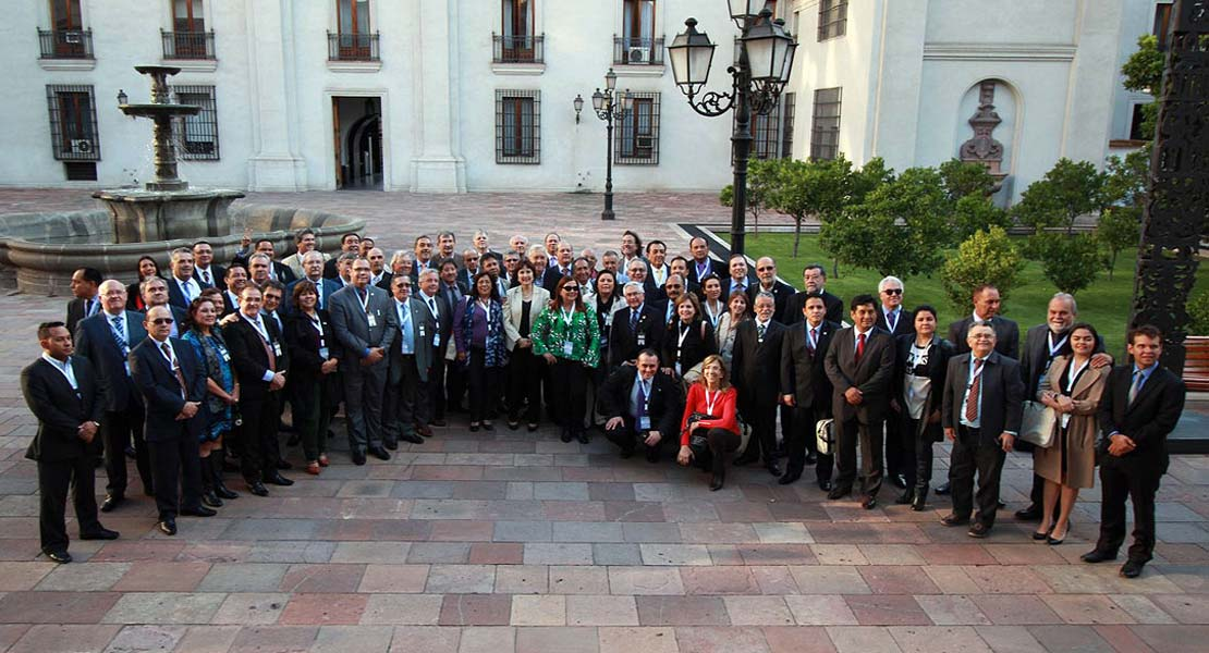 Asamblea Confemel Chile 2015